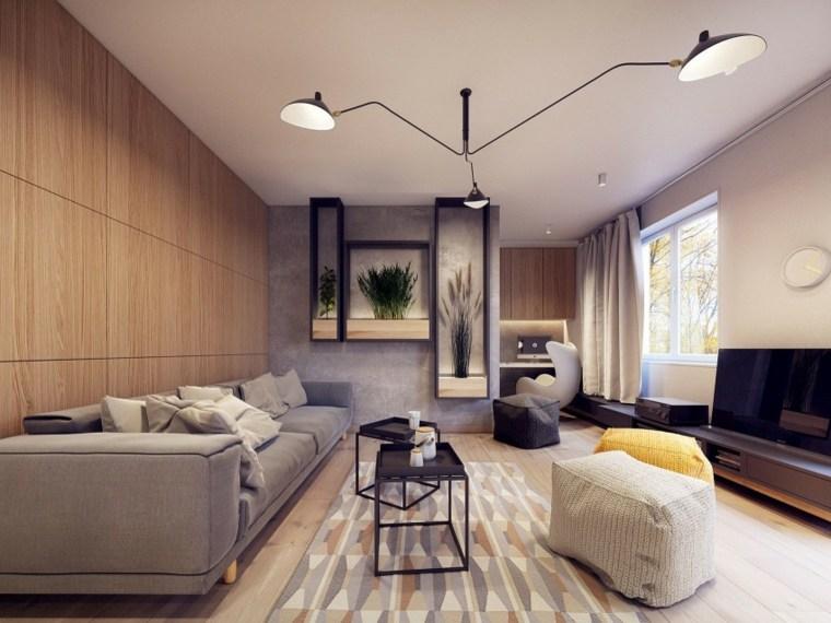 decorar paredes diseno interiores acentos vizualizacion Plasterlina ideas