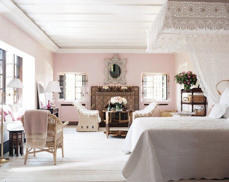 decorar un dormitorio de matrimonio amplio lujoso ideas