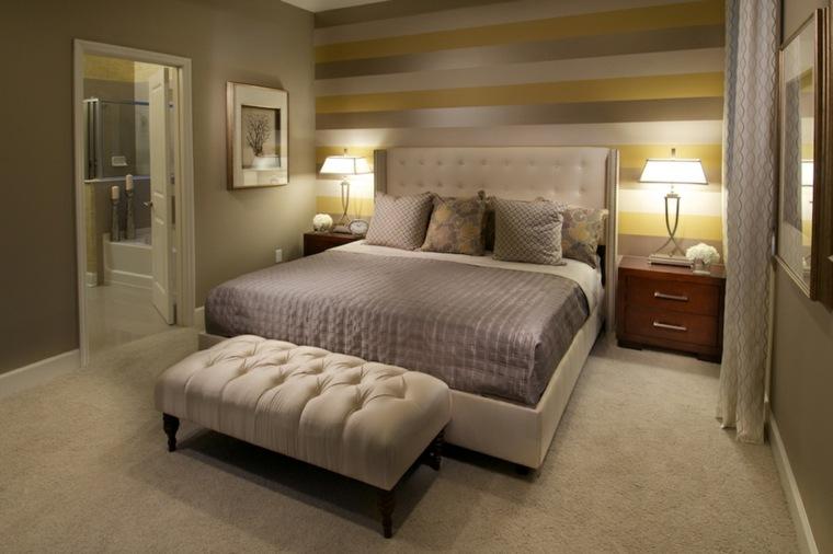 Matrimonio Bed : Decorar un dormitorio de matrimonio acogedor