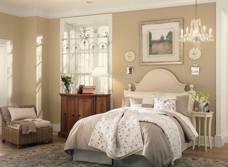 decorar un dormitorio de matrimonio colores neutrales ideas