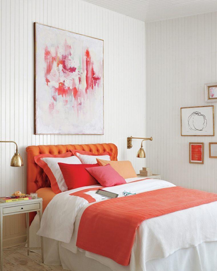 decorar un dormitorio de matrimonio colorido ideas