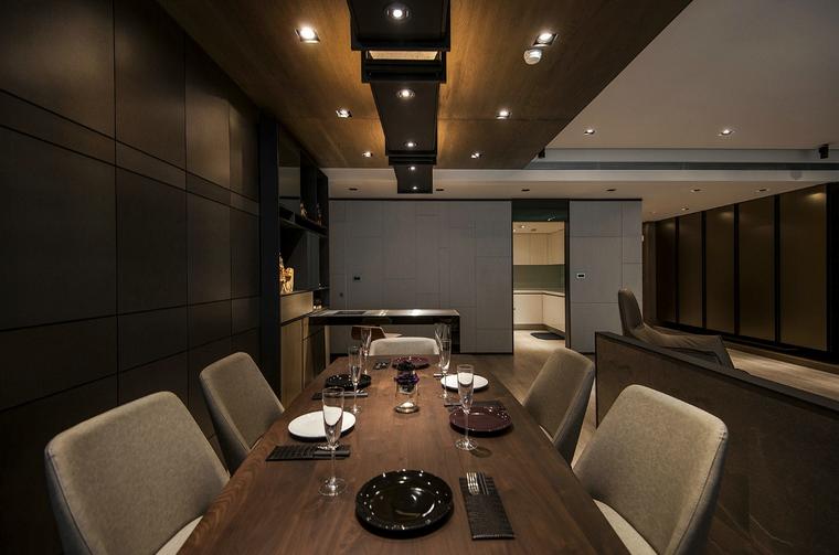 Decoraci n interiores minimalistas con paredes de piedra - Piedras para decoracion de interiores ...