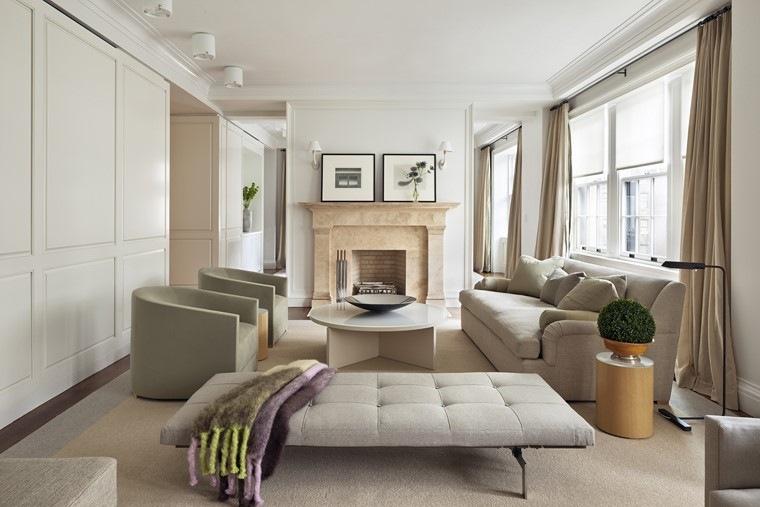 decoracion interiores minimalistas elegante diseno ideas