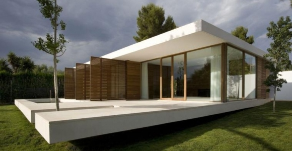 Casas minimalistas - 24 diseños de arquitectura e interiorismo