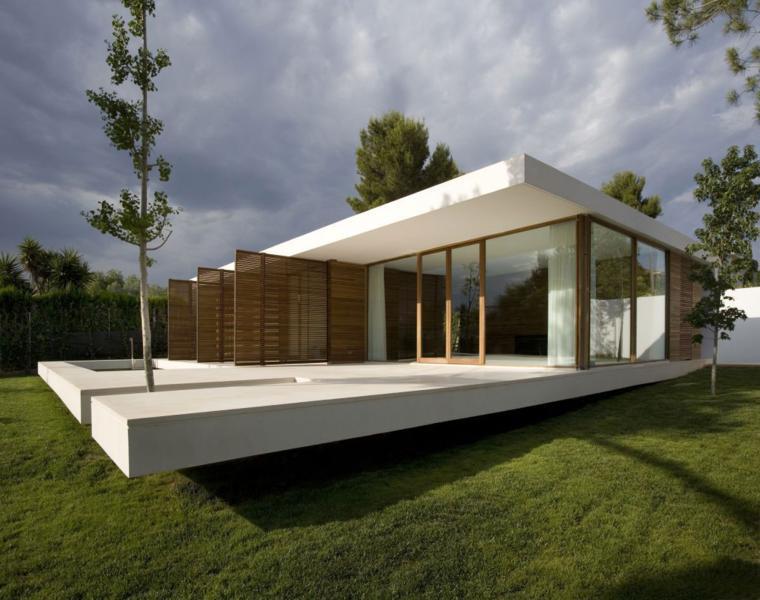 Casas minimalistas 24 dise os de arquitectura e - Arquitectura de diseno ...