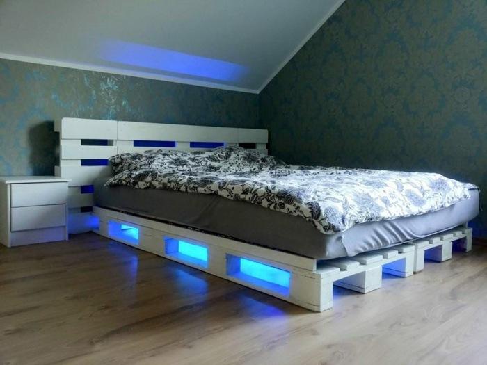Diseño diy de mobiliario funcional utilizando palets