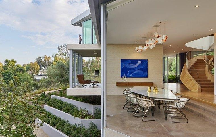 diseño interior terraza comedor