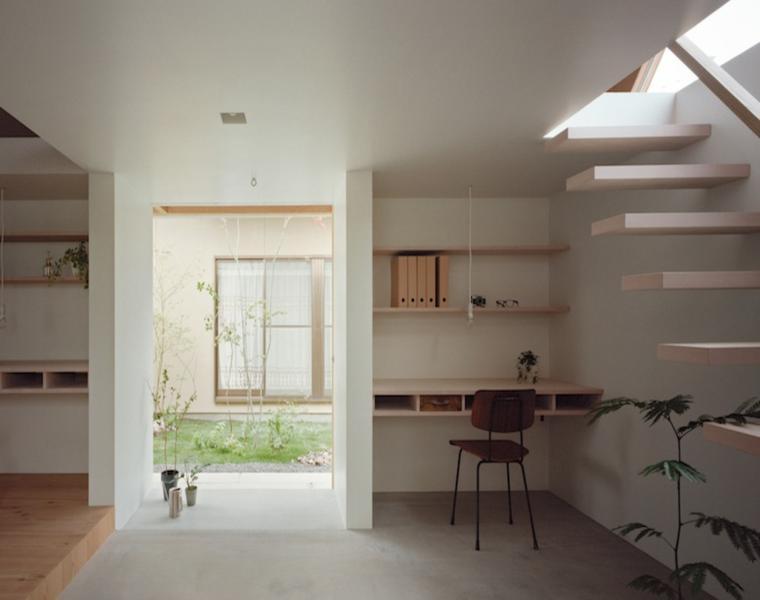 diseño interior desacho oficina
