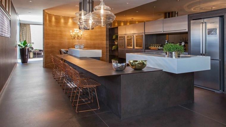 Decoración y diseño de cocinas muy atracivas -
