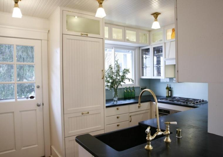 diseño cocina estilo retro