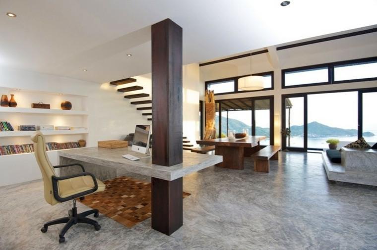diseño de oficinas casas