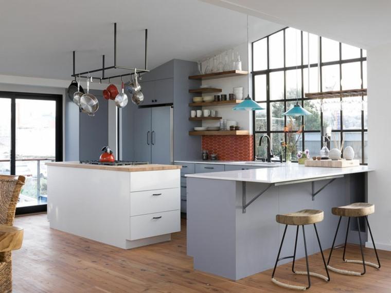 diseño cocina Robert Nebolon Architects