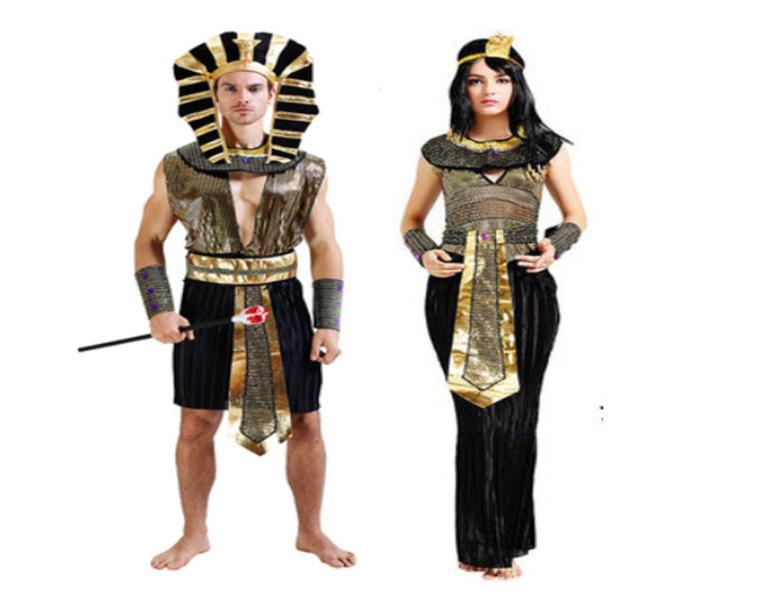 disfraces de halloween estilo egipcio
