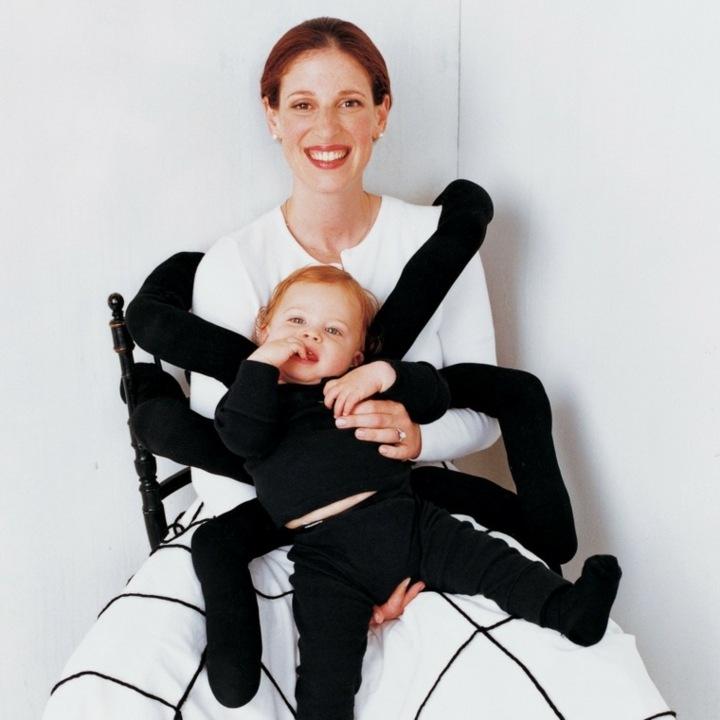 disfraces para bebes idea sencilla y creativa de araa