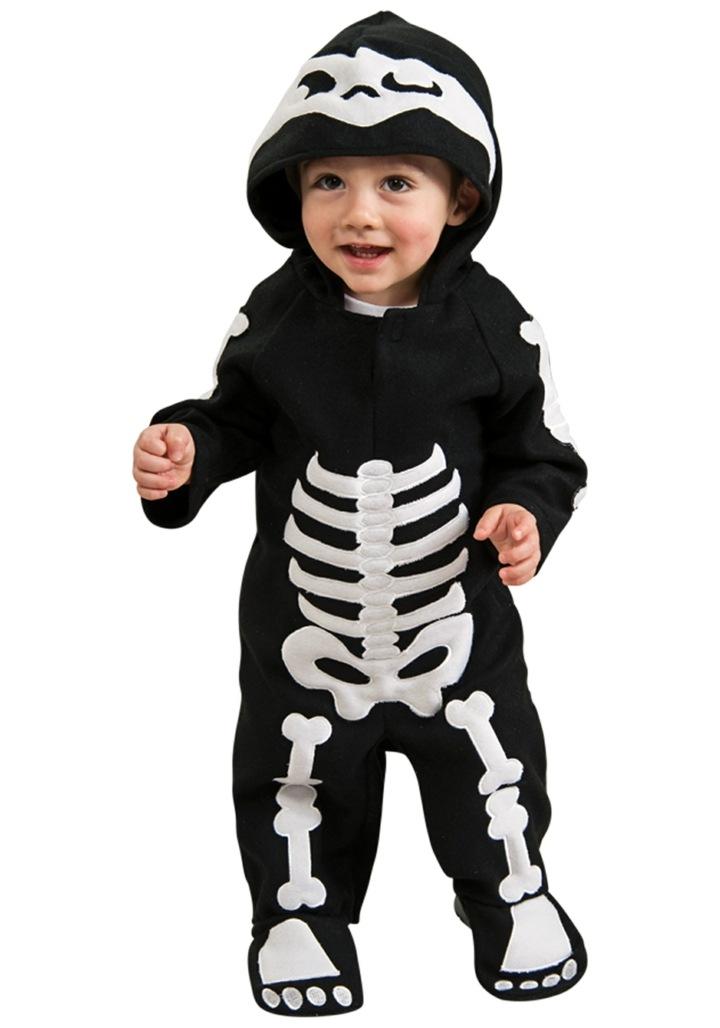 disfraces para bebes esqueleto muestras salones