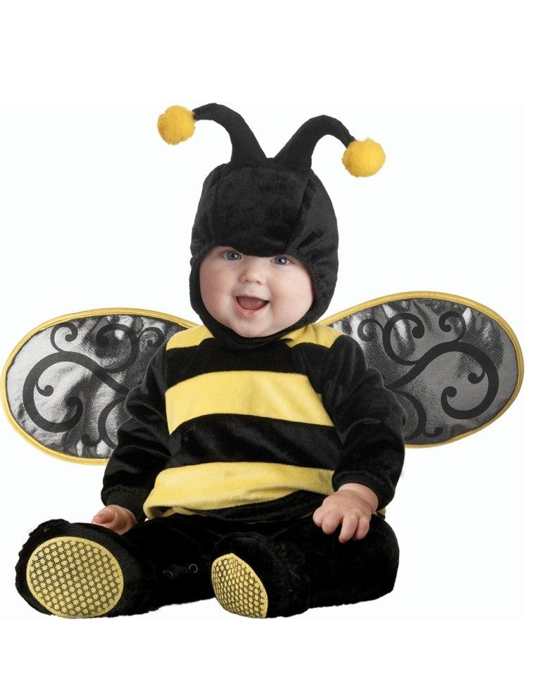disfraces para bebes halloween nina avispa ideas