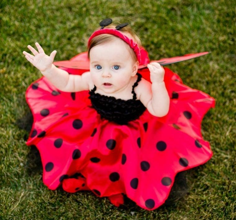 7569ea250 View in gallery disfraces para bebes halloween nina bonito ideas