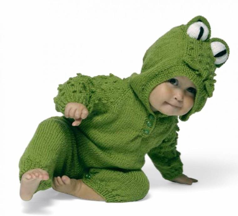 disfraces para bebes halloween nina cocodrilo idea