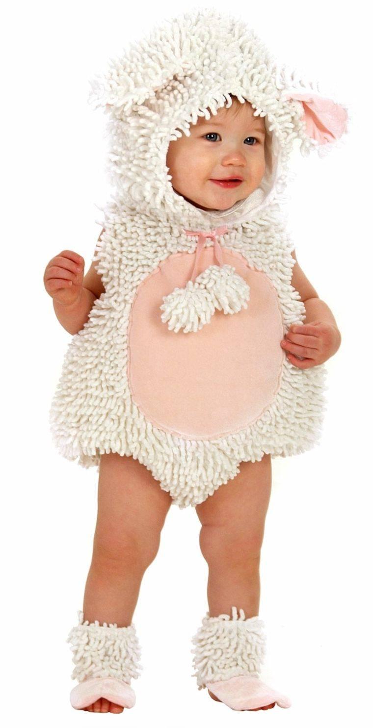 disfraces para bebes halloween nina cordero ideas