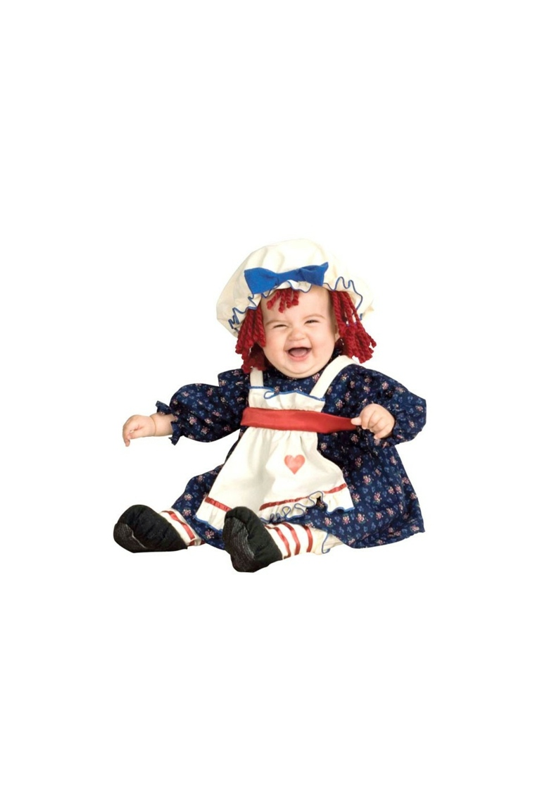 disfraces para bebes halloween nina mineca moderno ideas