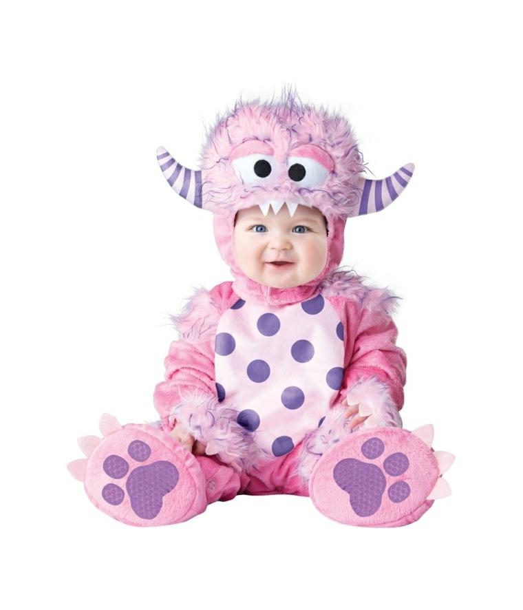 disfraces para bebes halloween nina monstruo ideas