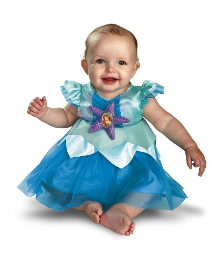 disfraces para bebes halloween nina sirenita ideas