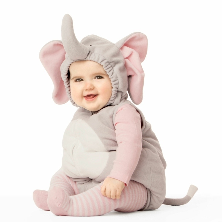 disfraces para bebes halloween nina elefante ideas
