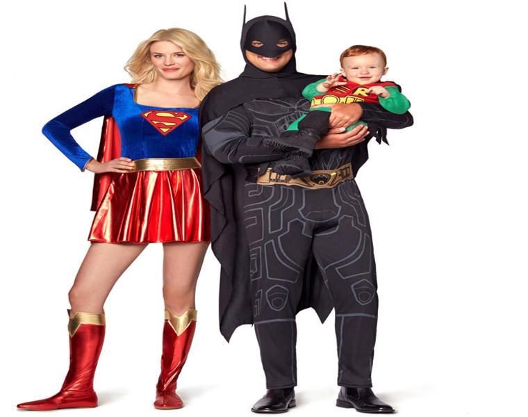 disfraces para familia halloween