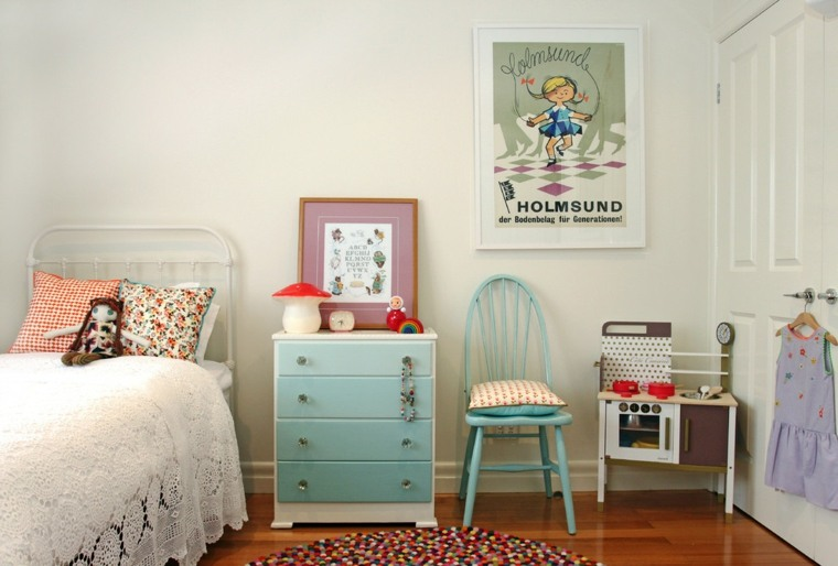 Decoracion habitacion infantil shabby chic ideas alucinantes - Dormitorio shabby chic ...