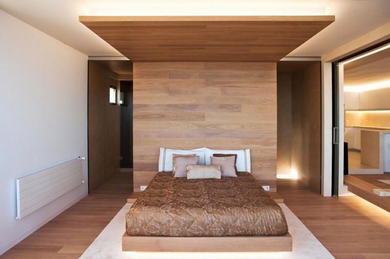 dormitorio principal minimalista diseno barea partners ideas