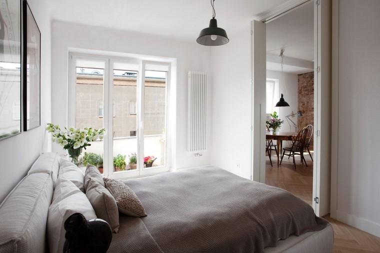 dormitorio principal minimalista diseno kw studio ideas