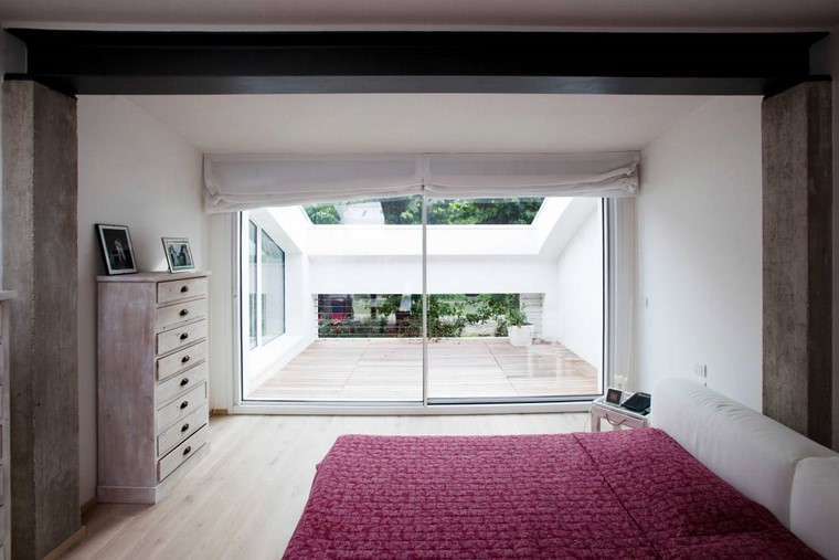 dormitorio principal minimalista diseno luminoso ideas