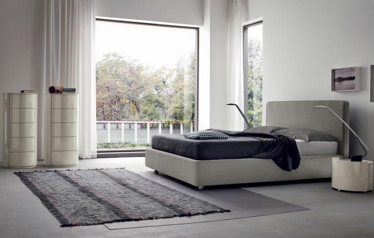 Dormitorio principal con dise o minimalista for Camera minimal