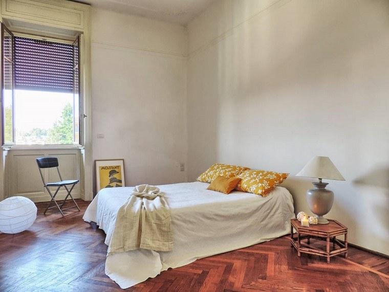 dormitorio principal minimalista diseno parque ideas
