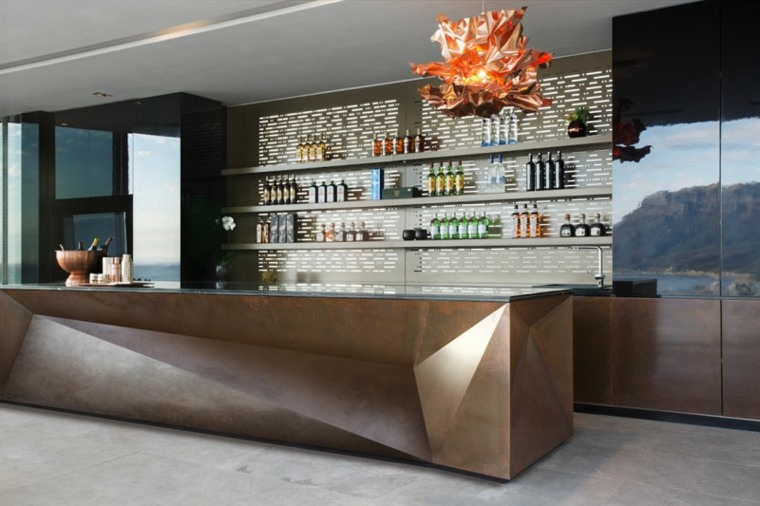 estantes diseño janine lazard interiors