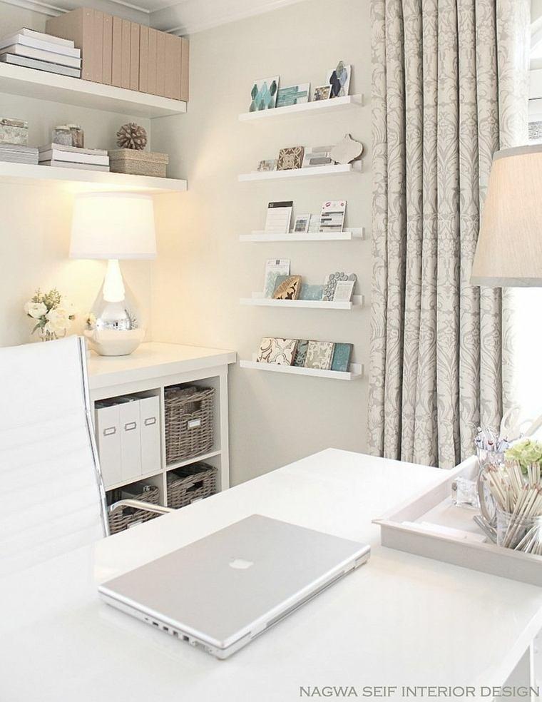 despacho oficina estilo moderno