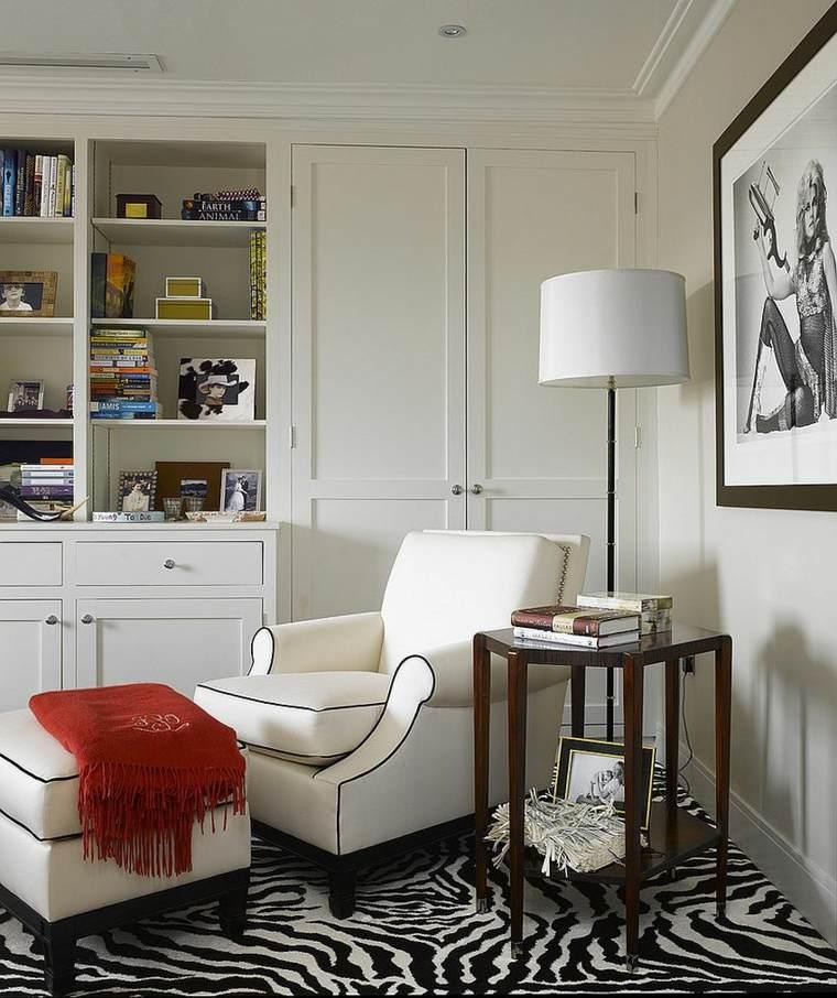 Cozy Kitchen Paint Colors With Mini Bar And Chairs: El Rincón De Lectura Perfecto Para Tu Diseño