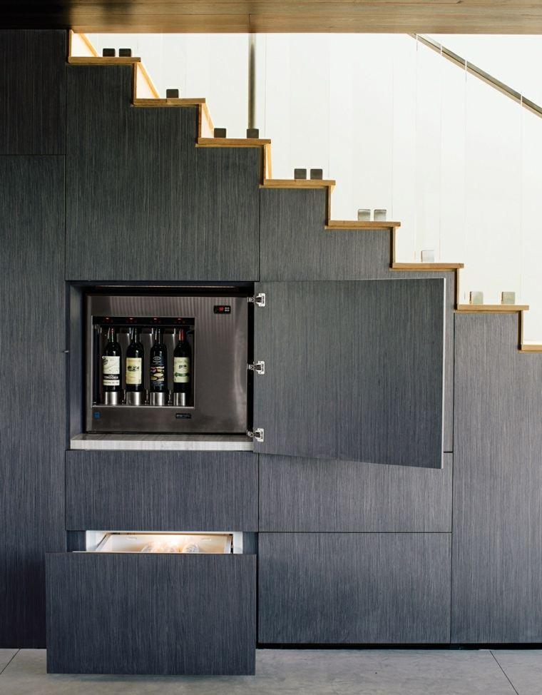 Muebles para vino para el interior - Estanterias de vino ...