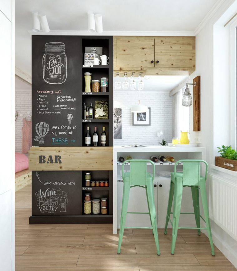 estantes para vinos casa