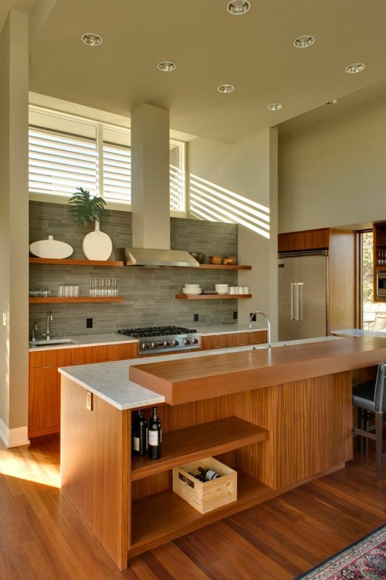 estupenda cocina diseño Tva Architects
