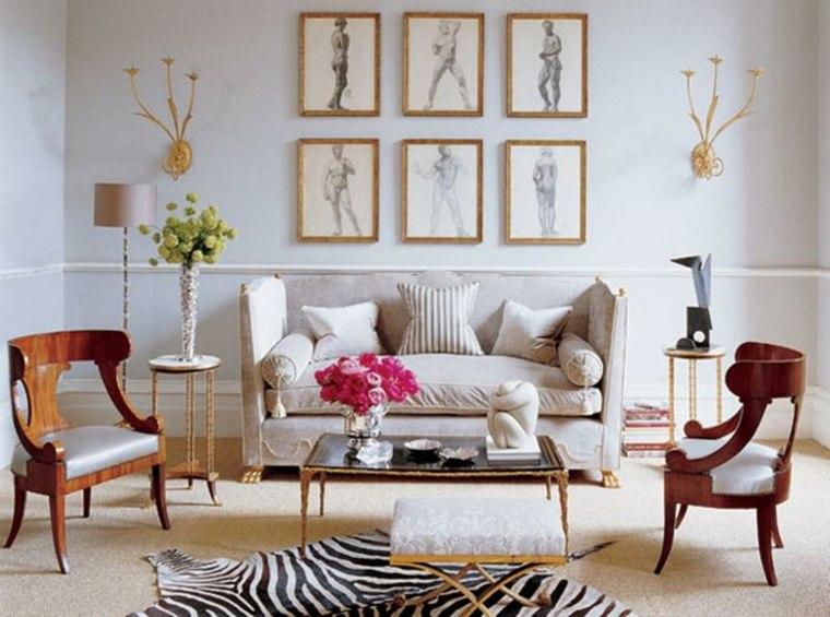 estupenda decoración sala estar