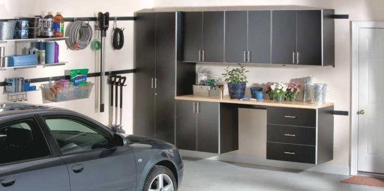 Garaje consejos e ideas pr cticas para su organizaci n - Muebles de garaje ...