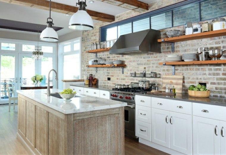 Proteger las paredes de la cocina con elegancia y estilo -