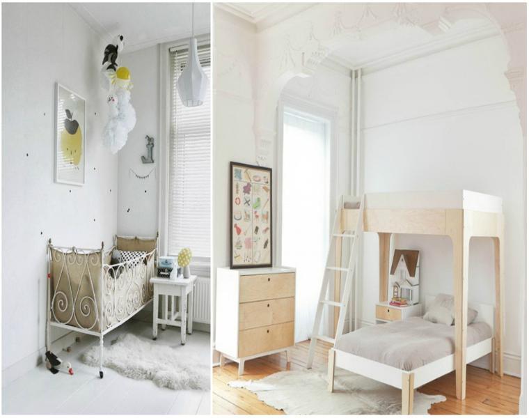 estupendos diseños dormitorios infantiles