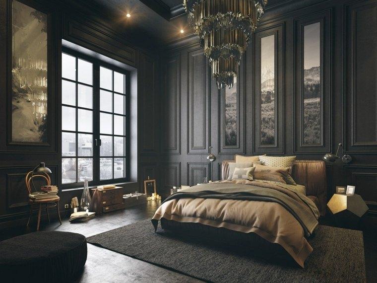 fotos de dormitorios mesas almohadones colores