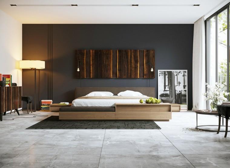 fotos de dormitorios naturales estilos colores calidos