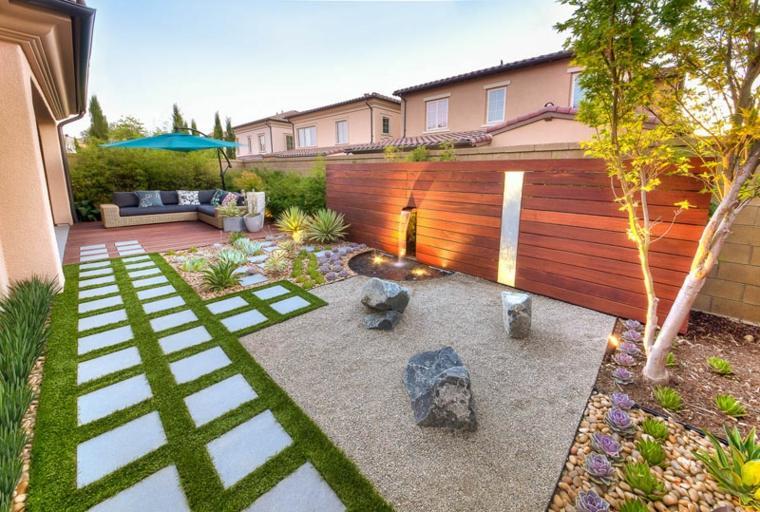 fuesntes zen para jardín
