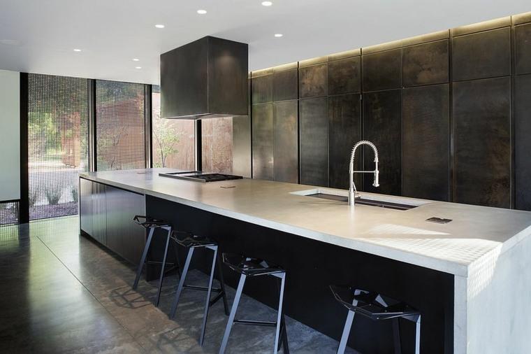 gabinetes bronce moderna acento muebles