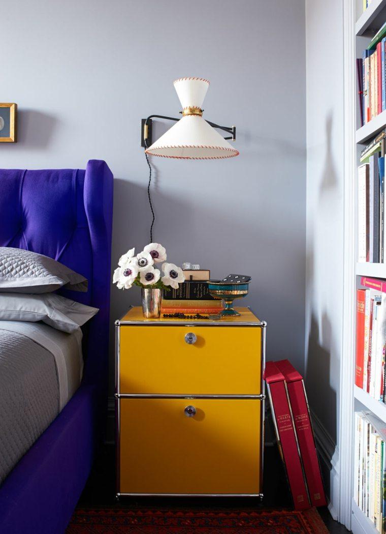 gama de colores para pintar paredes dormitorio opciones ideas