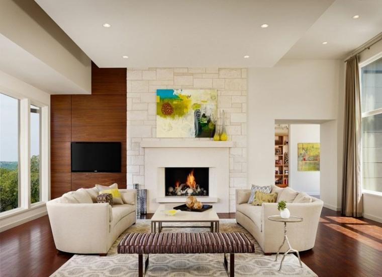 gama de colores para pintar paredes interior contemporaneo ideas